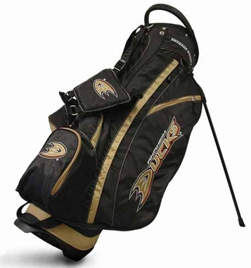 Anaheim Ducks Fairway Stand Bag