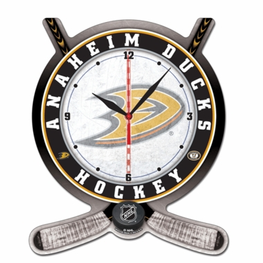Anaheim Ducks High Definition Wall Clock