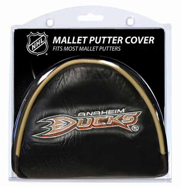 Anaheim Ducks Mallet Putter Cover
