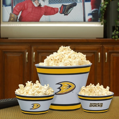Anaheim Ducks Plastic Serving Set