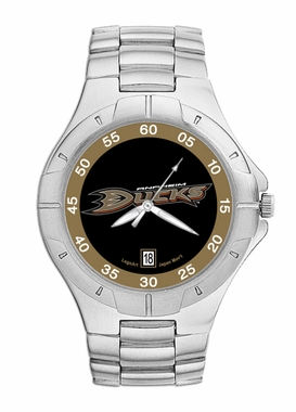 Anaheim Ducks Pro II Men's Stainless Steel Watch