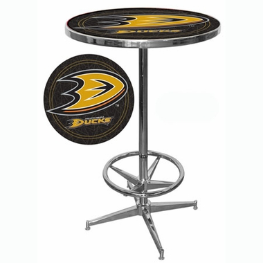 Anaheim Ducks Pub Table