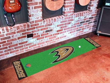 Anaheim Ducks Putting Green Mat