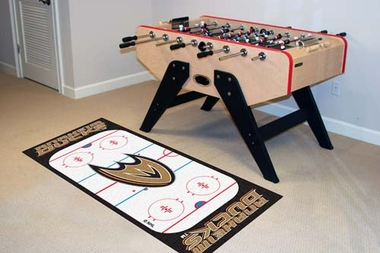 Anaheim Ducks Rink Runner Rug