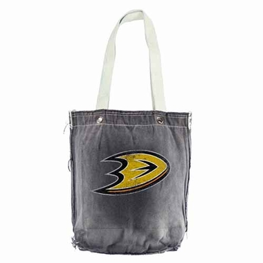 Anaheim Ducks Vintage Shopper (Black)