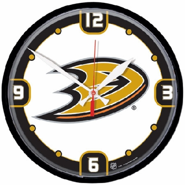 Anaheim Ducks Wall Clock