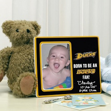 Anaheim Ducks Youth Picture Frame