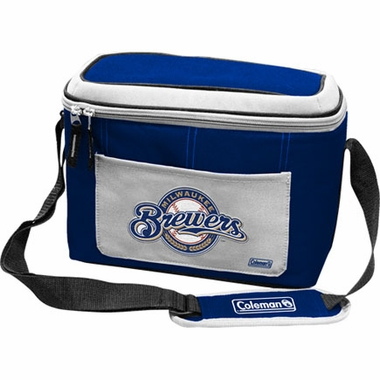 Milwaukee Brewers 12 Can Soft Side Cooler