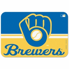 Milwaukee Brewers 20 x 30 Mat