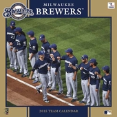 Milwaukee Brewerx Calendars