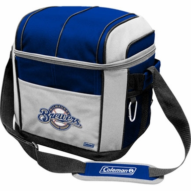 Milwaukee Brewers 24 Can Soft Side Cooler