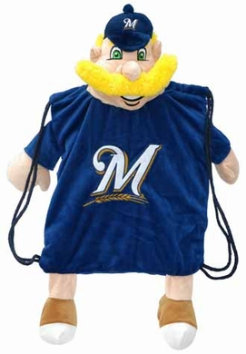 Milwaukee Brewers Backpack Pal