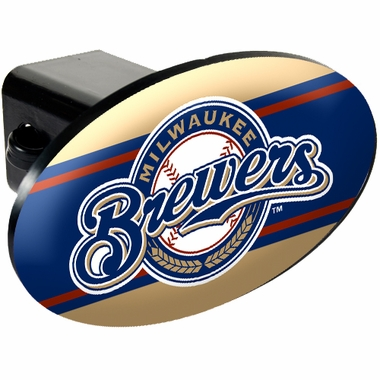 Milwaukee Brewers Economy Trailer Hitch