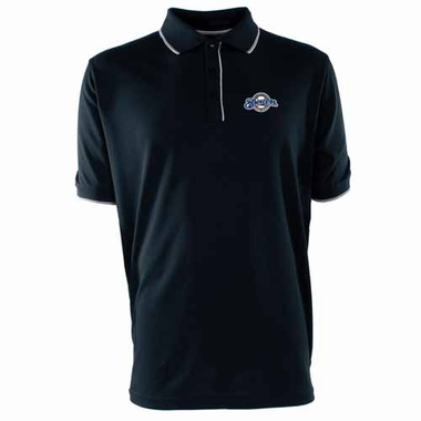Milwaukee Brewers Mens Elite Polo Shirt (Team Color: Navy)