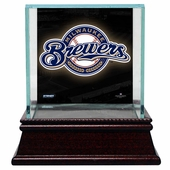 Milwaukee Brewers Display Cases