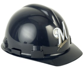 Milwaukee Brewers Hard Hat