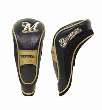 Milwaukee Brewers Hybrid Individual Headcover