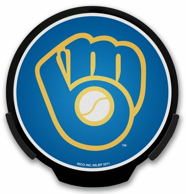 Milwaukee Brewers Light Up Power Decal