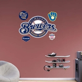 Milwaukee Brewers Wall Decorations