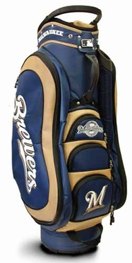 Milwaukee Brewers Medalist Cart Bag