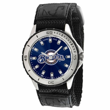Milwaukee Brewers Mens Veteran Watch