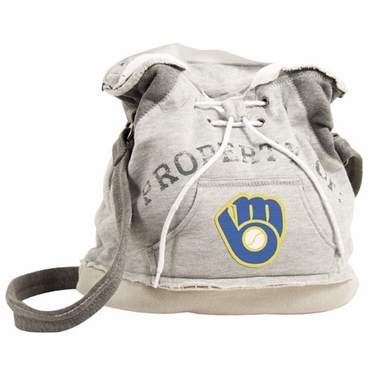 Milwaukee Brewers Property of Hoody Duffle