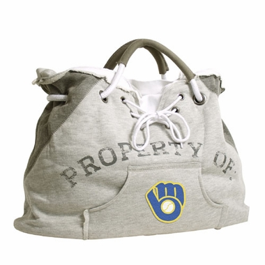Milwaukee Brewers Property of Hoody Tote
