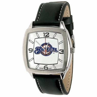 Milwaukee Brewers Retro Mens Watch