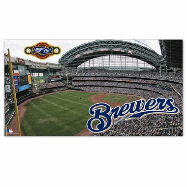 Milwaukee Brewers Runner Mat