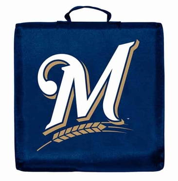 Milwaukee Brewers Stadium Cushion