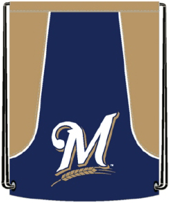 Milwaukee Brewers STRING Pack