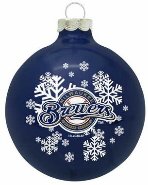 Milwaukee Brewers Traditional Ornament