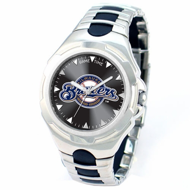 Milwaukee Brewers Victory Mens Watch