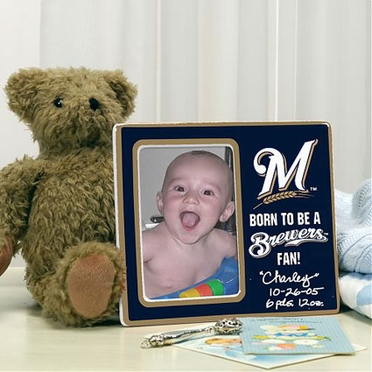Milwaukee Brewers Youth Picture Frame