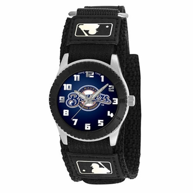 Milwaukee Brewers Youth Rookie Watch (Black)