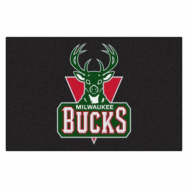 Milwaukee Bucks 20 x 30 Rug