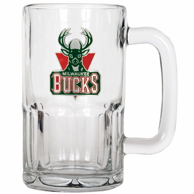 Milwaukee Bucks 20oz Root Beer Mug