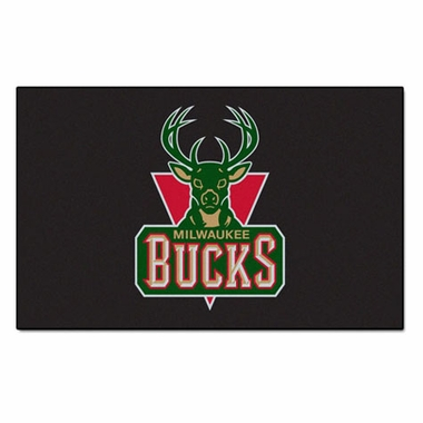Milwaukee Bucks Economy 5 Foot x 8 Foot Mat