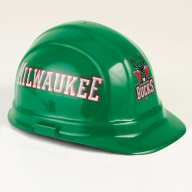 Milwaukee Bucks Hard Hat
