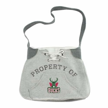 Milwaukee Bucks Hoodie Sling Purse