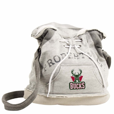 Milwaukee Bucks Property of Hoody Duffle