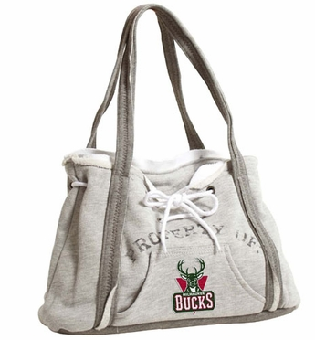 Milwaukee Bucks Property of Hoody Purse