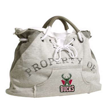 Milwaukee Bucks Property of Hoody Tote