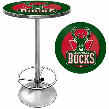 Milwaukee Bucks Pub Table