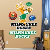 Milwaukee Bucks Wall Decorations