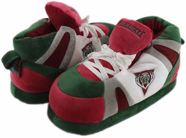 Milwaukee Bucks UNISEX High-Top Slippers