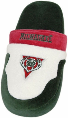 Milwaukee Bucks UNISEX Scuff Slippers