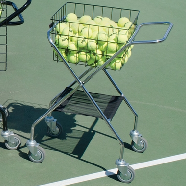 Mini Tennis Coach's Cart