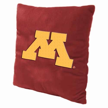 Minnesota 15 Inch Applique Pillow