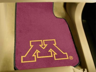 Minnesota 2 Piece Car Mats